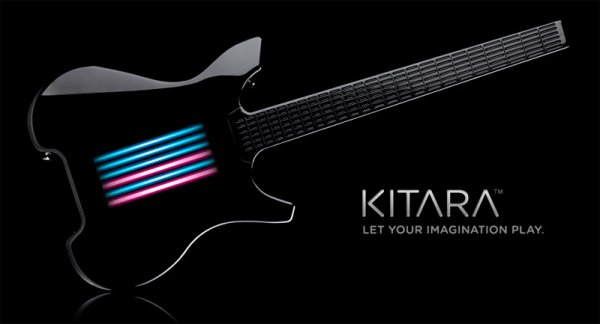 Guitare électrique digitale !! *_* <3