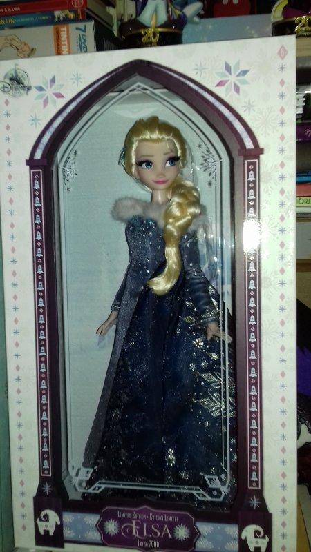 Ma Poupée Elsa LE (Limited Edition) <3