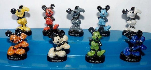 Serie Mickey