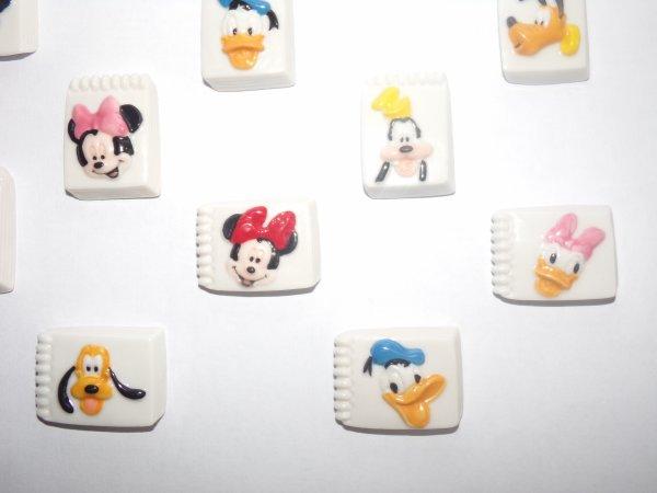 Serie Mickey croquis 2015