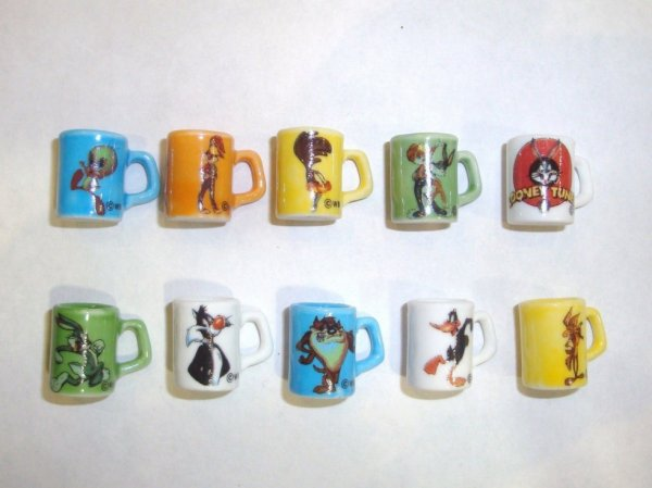 Mugs Looney Toons