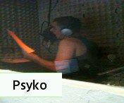 choko cash et psyko au studio