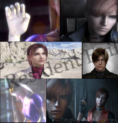 Resident Evil. <3