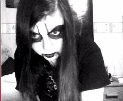 Corpse paint n°1-a