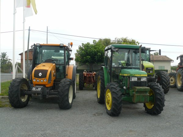 concession claas en dordogne (sud)