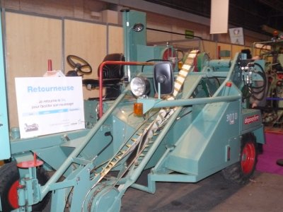 mini salon au Havre (76) : les machines a lin