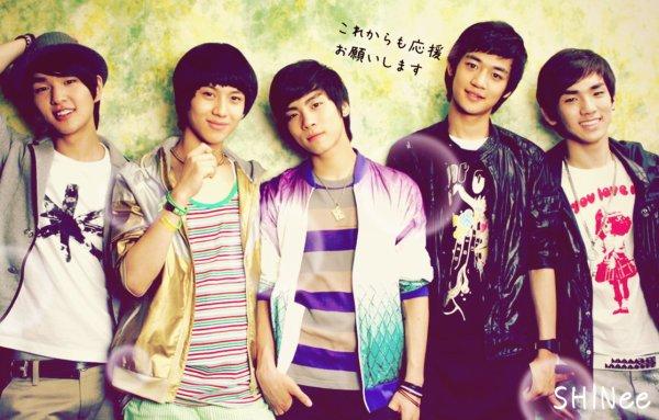 SHINee ♥ Forever ♥~♥