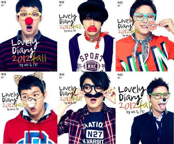 Les JYJ ~Cute ♥ ^O^