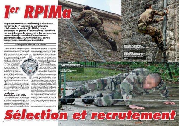 Séléction & recrutement