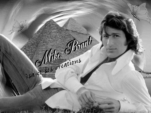 Mes créa + Gif  :Mike Brant - C KDO