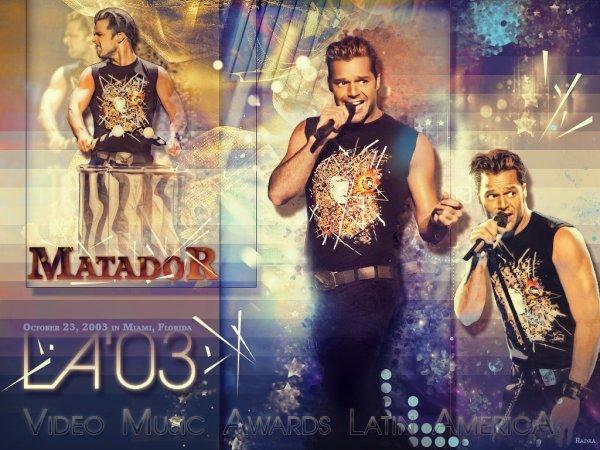 L'amour de ma vie : Ricky Martin
