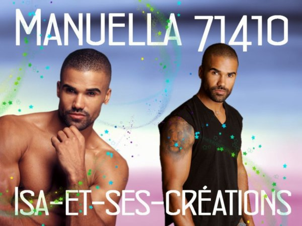 Mes créa personnalisées pour mes amies : MANUELLA 71410 - SEIF 11 - FANDETALOUSH