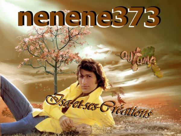 Ma cré personnalisée pour mon amie : nenene373