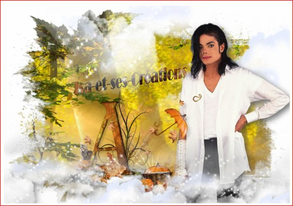 MES NOUVELLES CREA D'AUTOMNE : Indila - Shemar Moore - Mickael Jackson - Enriques Iglesias