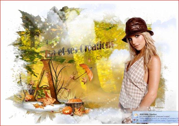 SUITE : MES CREA D'AUTOMNE : Mylene Farmer - Ricky Martin - Amel Bent - Britney Spears