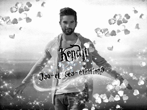Mes nouvelles créa : Kendji