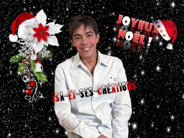 Suite : Mes nouvelles créa pour Noel 2014 : Grégory Lemarchal