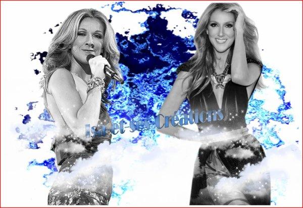 MES NOUVELLES CREATION : Shemar Moore - Celine Dion - Amel Bent - Ricky Martin et Enrique Iglésias