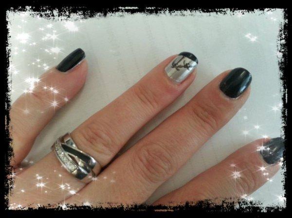 Ma nouvelle manicure pour la semaine