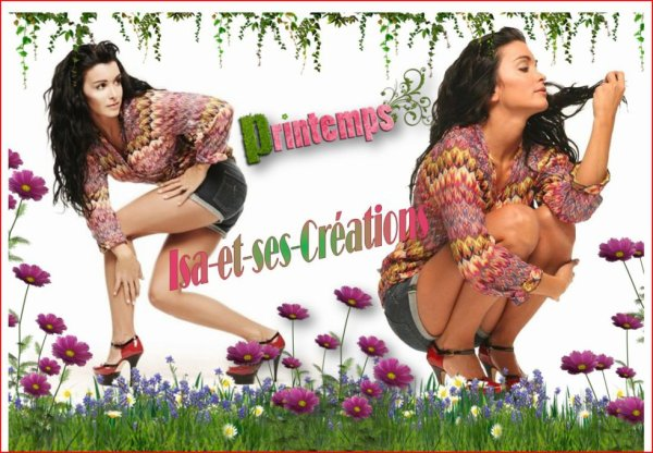 MA NOUVELLE CREATION : JENIFER