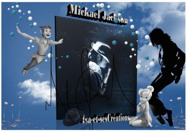 Mes nouvelles créations : MICKAEL JACKSON