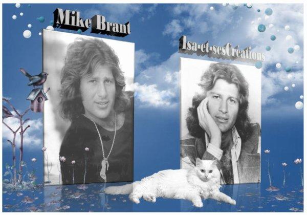 Ma nouvelle création de MIKE BRANT