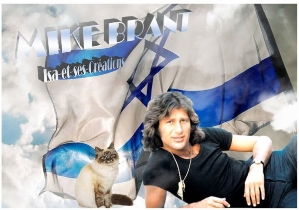 MES CREATIONS : ISRAEL ET MIKE BRANT