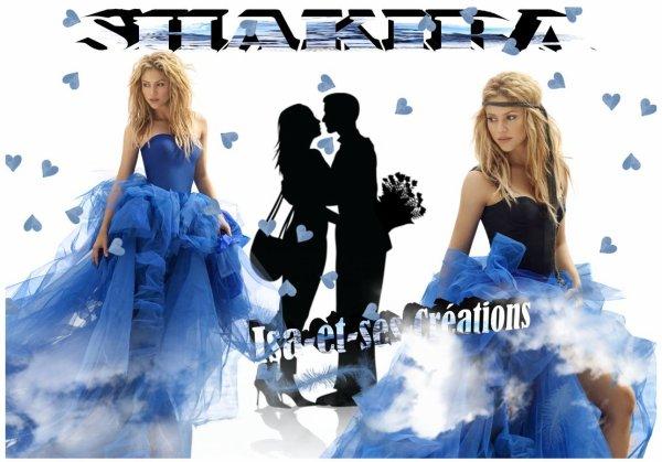 MES CREATIONS ST VALENTIN : Johnny - Lara Fabian - Shakira - Ricky Martin - Kendji - Frédéric Francois