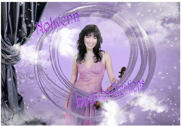 MES NOUVELLES CREA : Nolwenn Leroy - Shakira