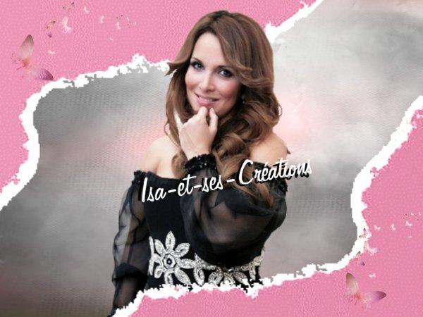 Mes nouvelles Créa : Frédo - Helene Segara - Jenifer  - etc