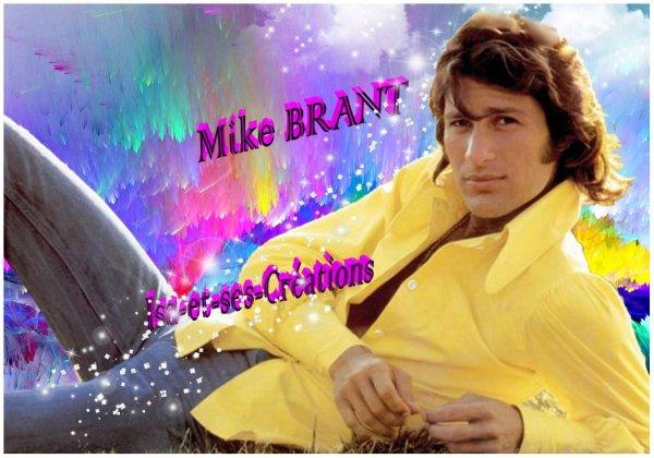 Mes nouvelles créations : MIKE BRANT