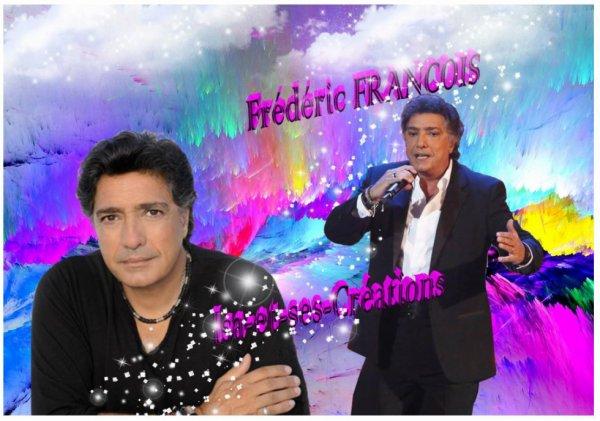 Ma nouvelle créa : FREDERIC FRANCOIS
