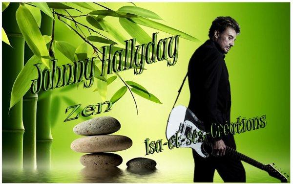 Mes nouvelles création ZEN : LOUANE - KATY PERRY - M. POKORA - JENIFER - JOHNNY HALLYDAY