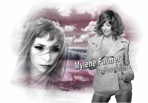 Mes créations : MYLENE FARMER