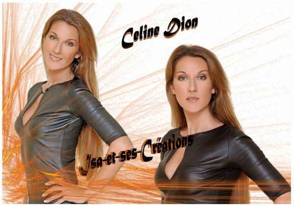 Mes nouvelles créations : Florent Pagny - Ricky Martin - Celine Dion - Priscilla