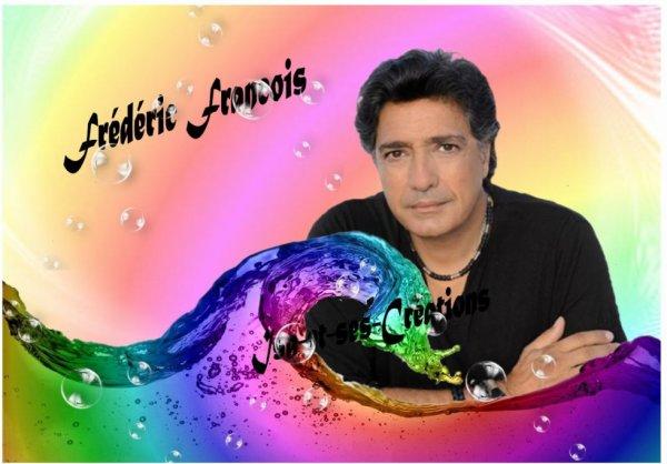Mes nouvelles créations : Frederic Francois - M. Pokora - Ricky Martin - Kendji - Shakira
