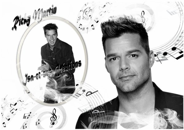 Mes nouvelles créations du 06/09/2016 : Patrick Bruel, Louane, Florent Pagny, Kendji, M. Pokora, Celine Dion, Ricky Martin