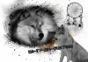 Mes nouvelles créations : Le loup