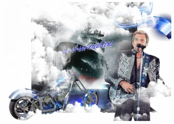Hommage a Johnny HALLYDAY