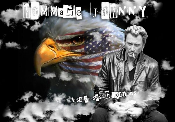HOMMAGE A UN GRAND HOMME : JOHNNY