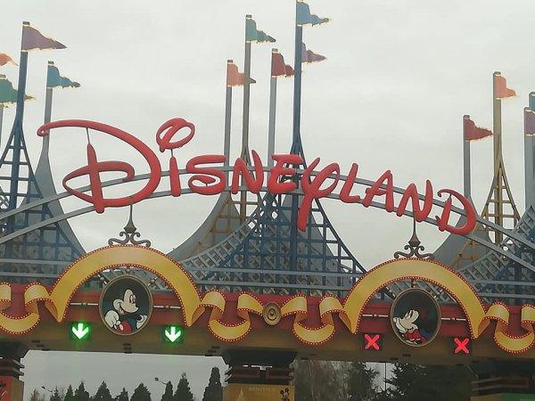 Quelqu'une de mes photos suite à ma visite chez Disney