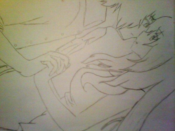 Quelque de mes dessins :jedessinemalgomen: