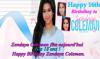 Happy Birthday To Zendaya Coleman !