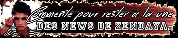 Zendaya - Breaking News Part.2