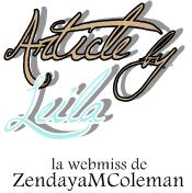 Zendaya Coleman - The Last Evenement