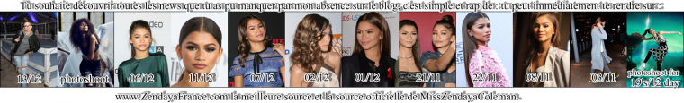 Zendaya Coleman - The Last Evenement