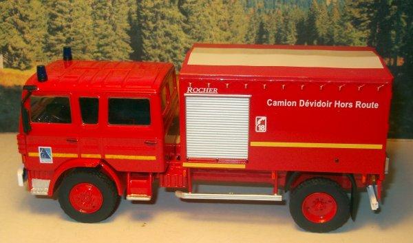 miniatures pompiers