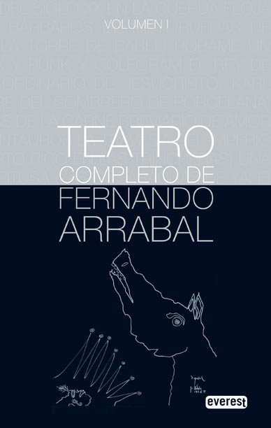 Teatro completo I y II de Fernando Arrabal