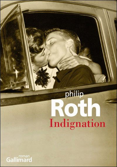 Indignation de Philip Roth