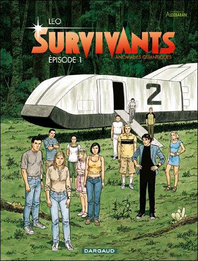 Survivants - épisode 1  de LEO